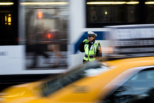 Por qué necesitas un policía en la escena de tu accidente